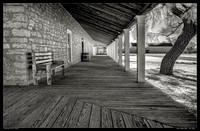 Barracks at Fort Concho