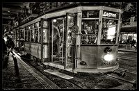 The Last Trolly to Castro